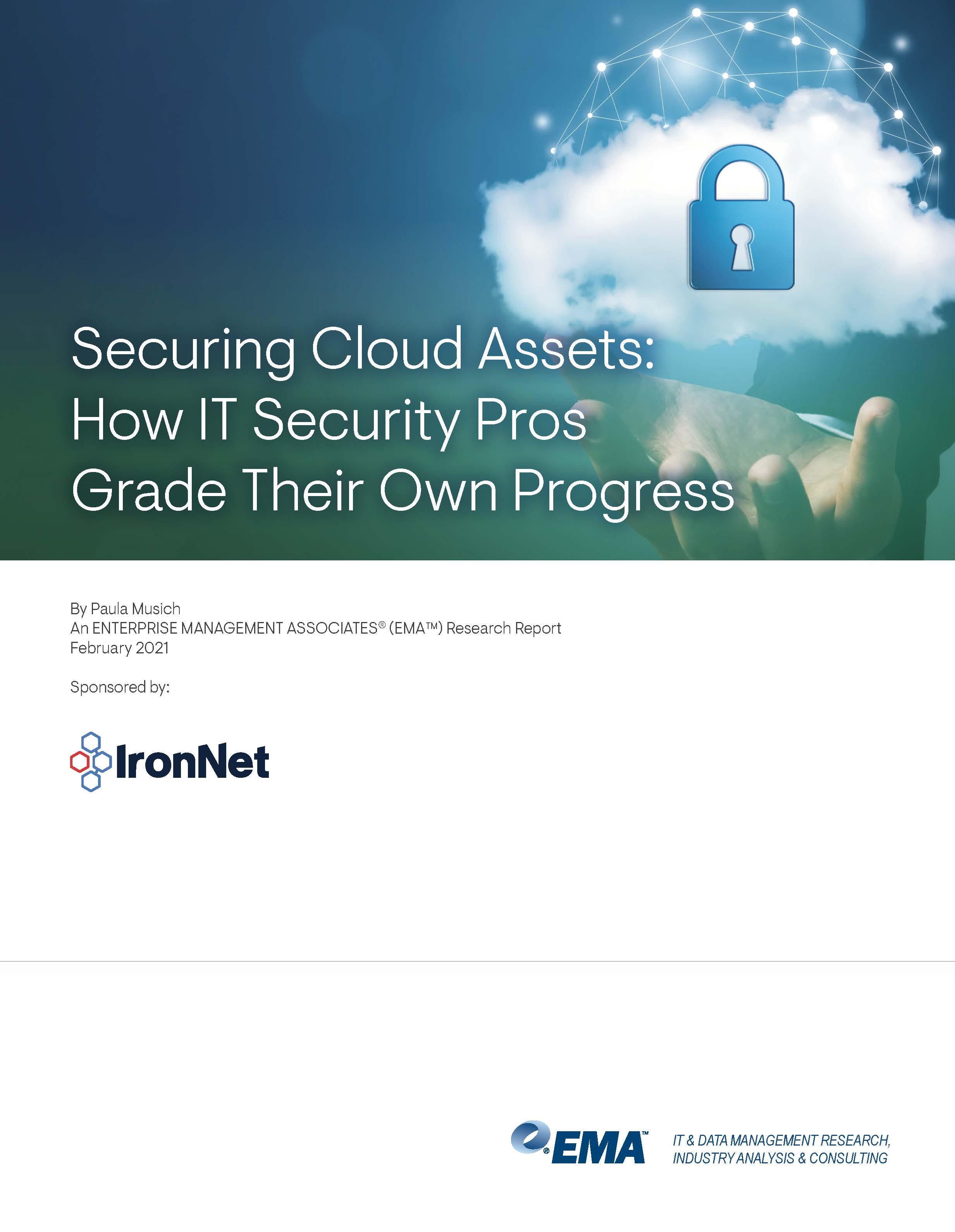 EMA7177_Security_cloud_workloads_IronNet-Summary_Report 1