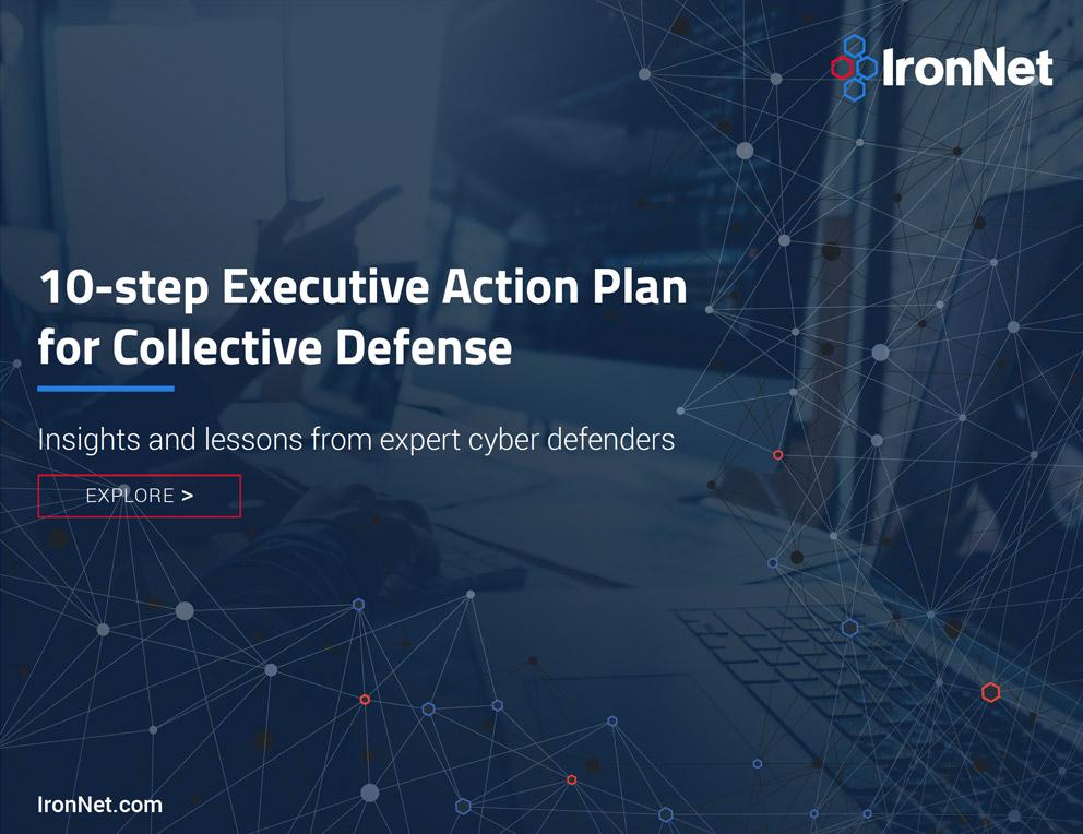 10-step Executive Action Plan for Collective Defense