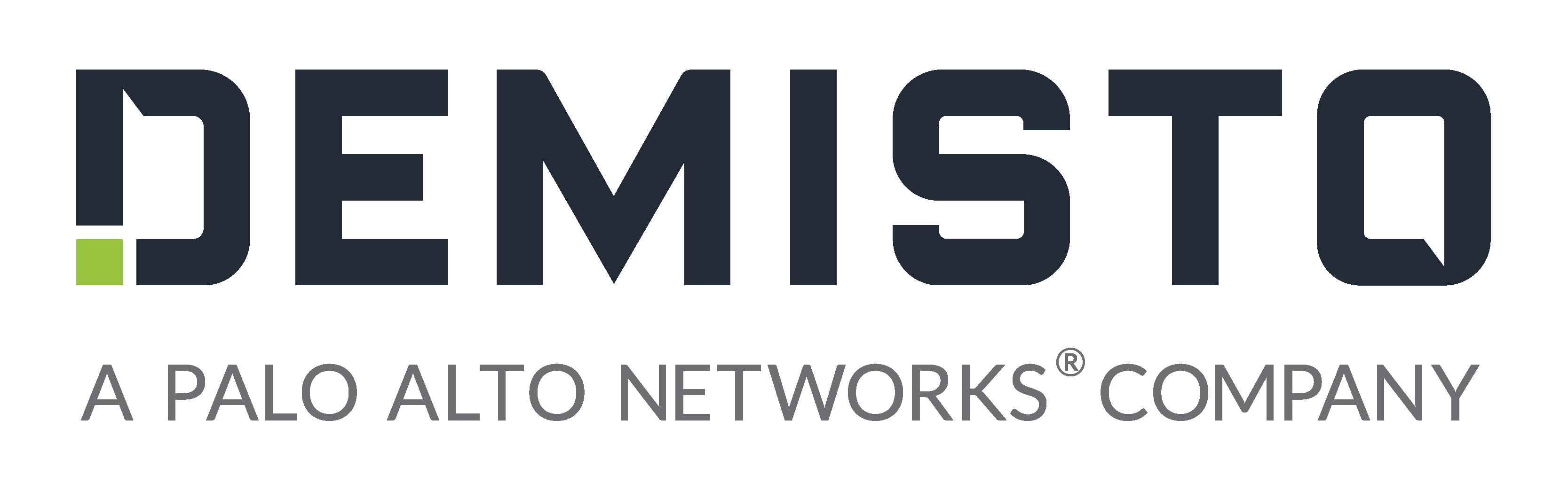 Demisto Logo