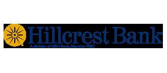 Hillcrest Bank logo