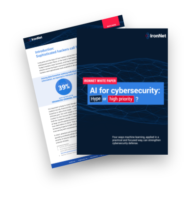 IronNet-AI-for-cybersecurity