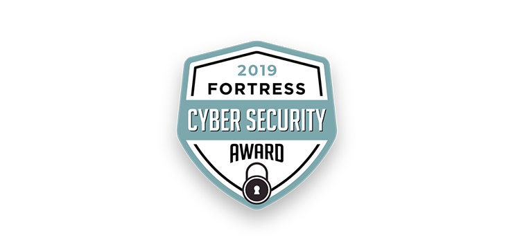 IronNet-Awards-Fortress Cyber Security Award 2019 Logo@2x