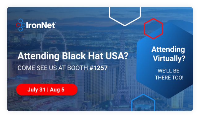 IronNet-Black Hat-Featured Image