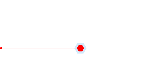 IronNet-Cloud-Cloud web and red line