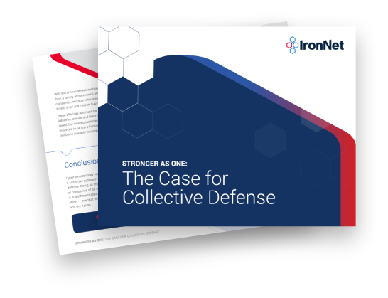 IronNet-Collective Defense eBook-Cover Image