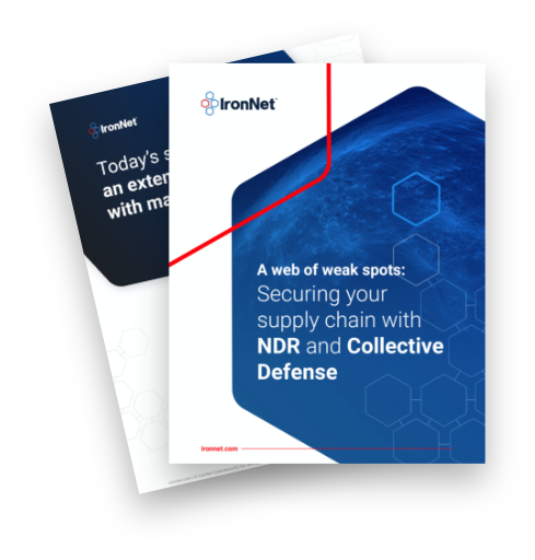 IronNet-Cyber Risk-Securing-Supply-Chain-White-Paper