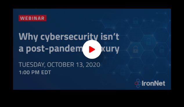 IronNet-Enterprise-Security-Webinars-on-demand