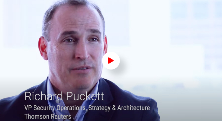 IronNet-IronDefense-Why Thomson Reuters chose IronDefense Video