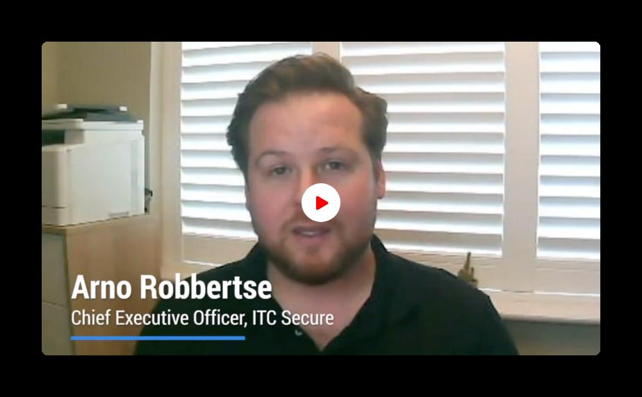 IronNet-Partners-Arno Robbertse MSSP Testimonial