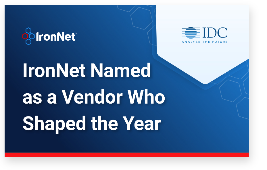 IronNet-Recognition Award Featured-IN Named Vendor of Year