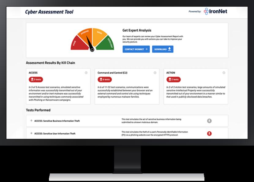 IronNet-Services-Cyber-Assessment-Tool-Desktop